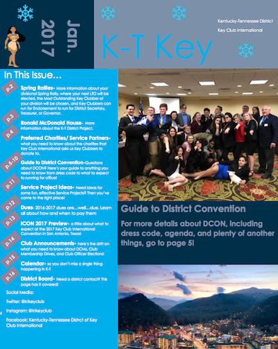 K-T Key | K-T District
